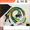 11PCS TPR elastic Resistance Band set