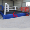 Height platform competition boxing ring
